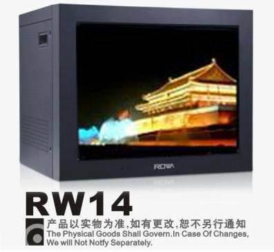 Digital Video CCTV Surveillance Monitor ROWA RW14