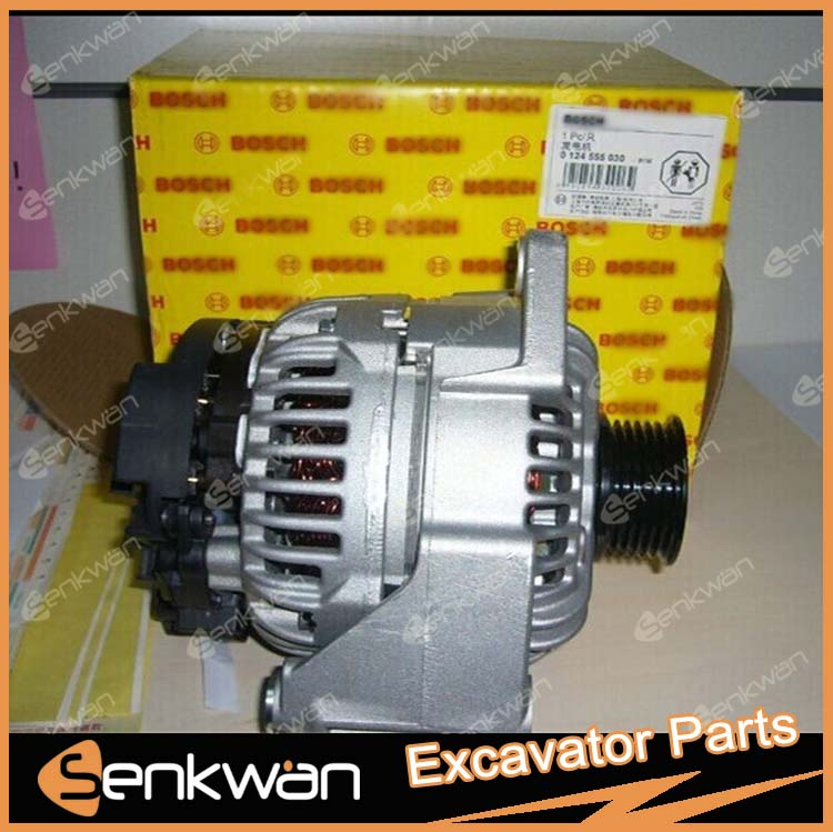 EC210 Excavator alternator or generator for Volvo.