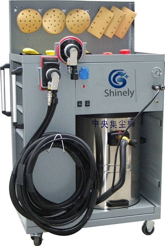 High Standard Dust Collect System