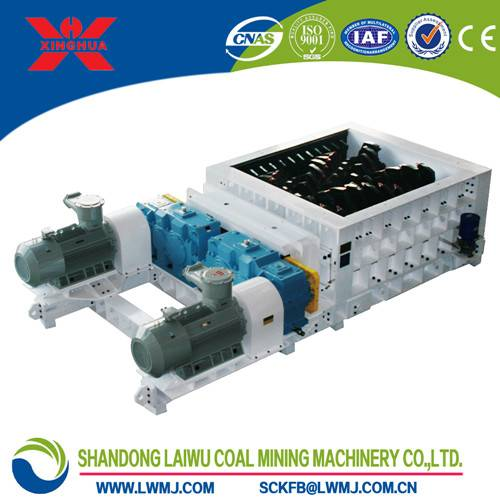 Similar to MMD Mineral Twin-Shaft Sizer