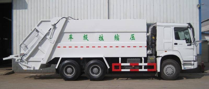 New Design 2016 garbage Garbage Truck/ Garbage Compactor/