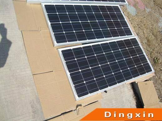 30w to 300w mono or poly solar panel with 5 years warranty