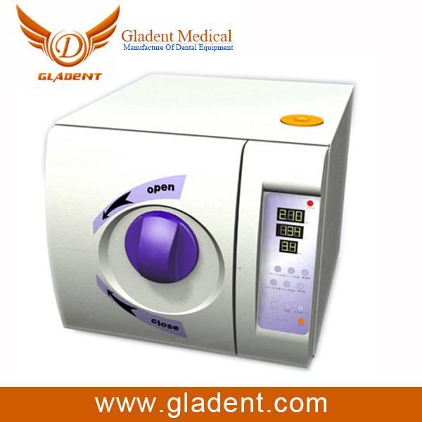 Gladent European class B dental autoclave/dental steam sterilizer