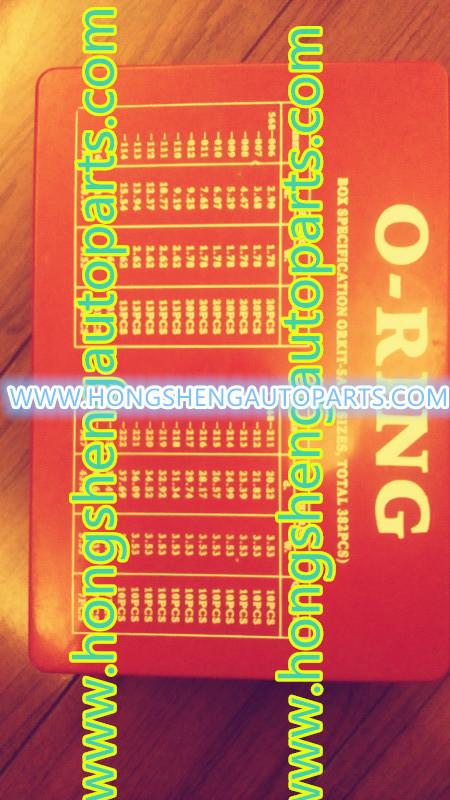 382PCS O RING KITS