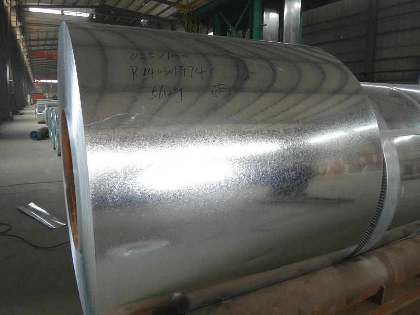 0.35mm hot dipped galvanized steel coil