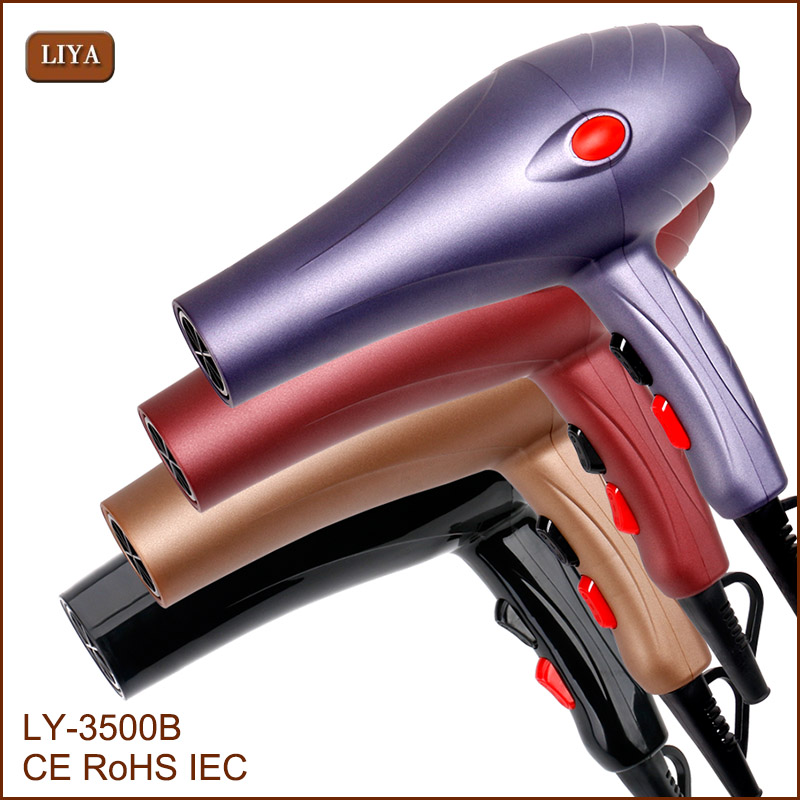 Professional AC Motor Blow Dryer Hairdressing Equipment Salon Hair Dryer