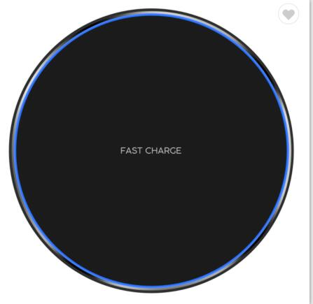 15W Wireless Charger Smart Phone