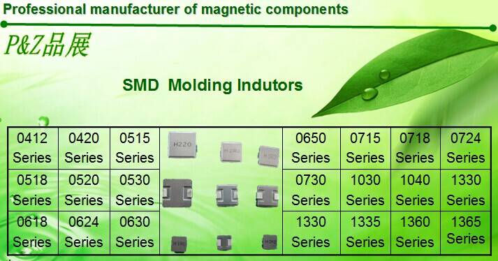 SMD high-current inductors,Molding Power Chokes