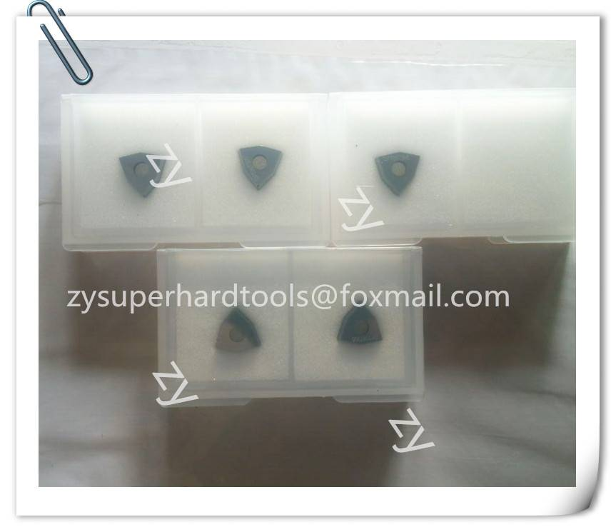 DFT110505FF pcd inserts for fiber glasss