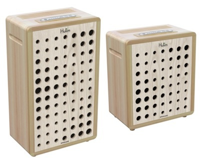 Hurim Air Purifier (The front is made with Ash tree)