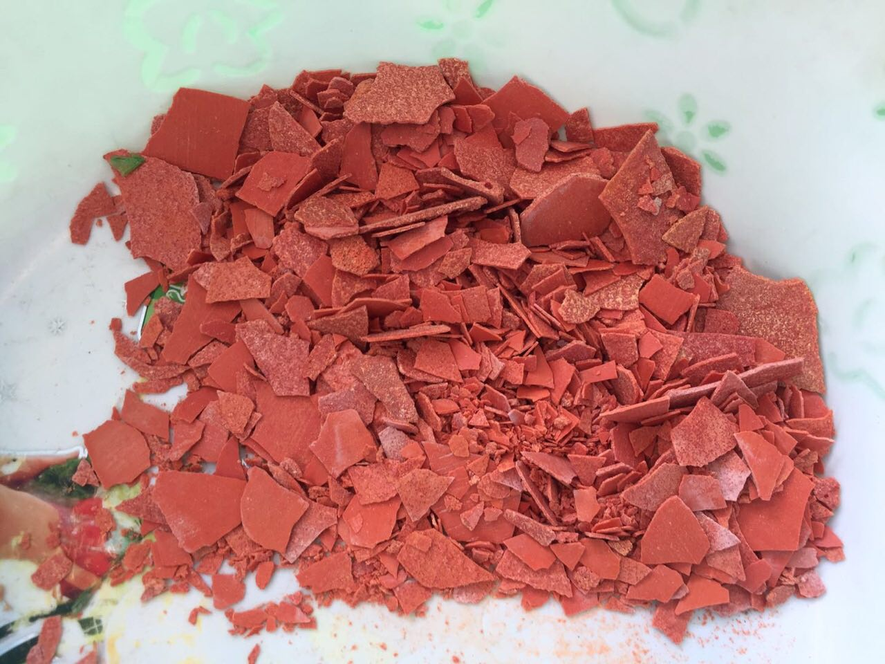 Sodium Sulphide YELLOW RED flake 50%, 52%, 60% CAS:1313-82-2