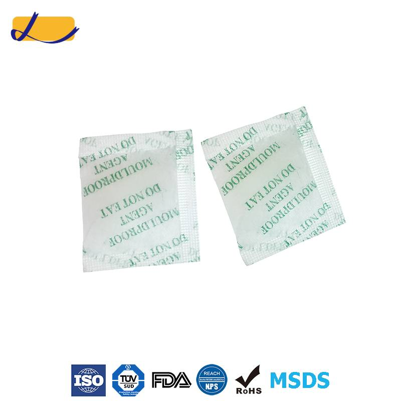 silica gel desiccant from ISO factory in China