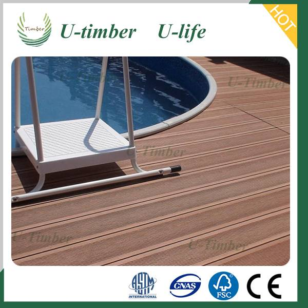 Good quality WPC decking from china