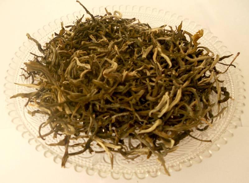 chinese high quality green tea chunmee
