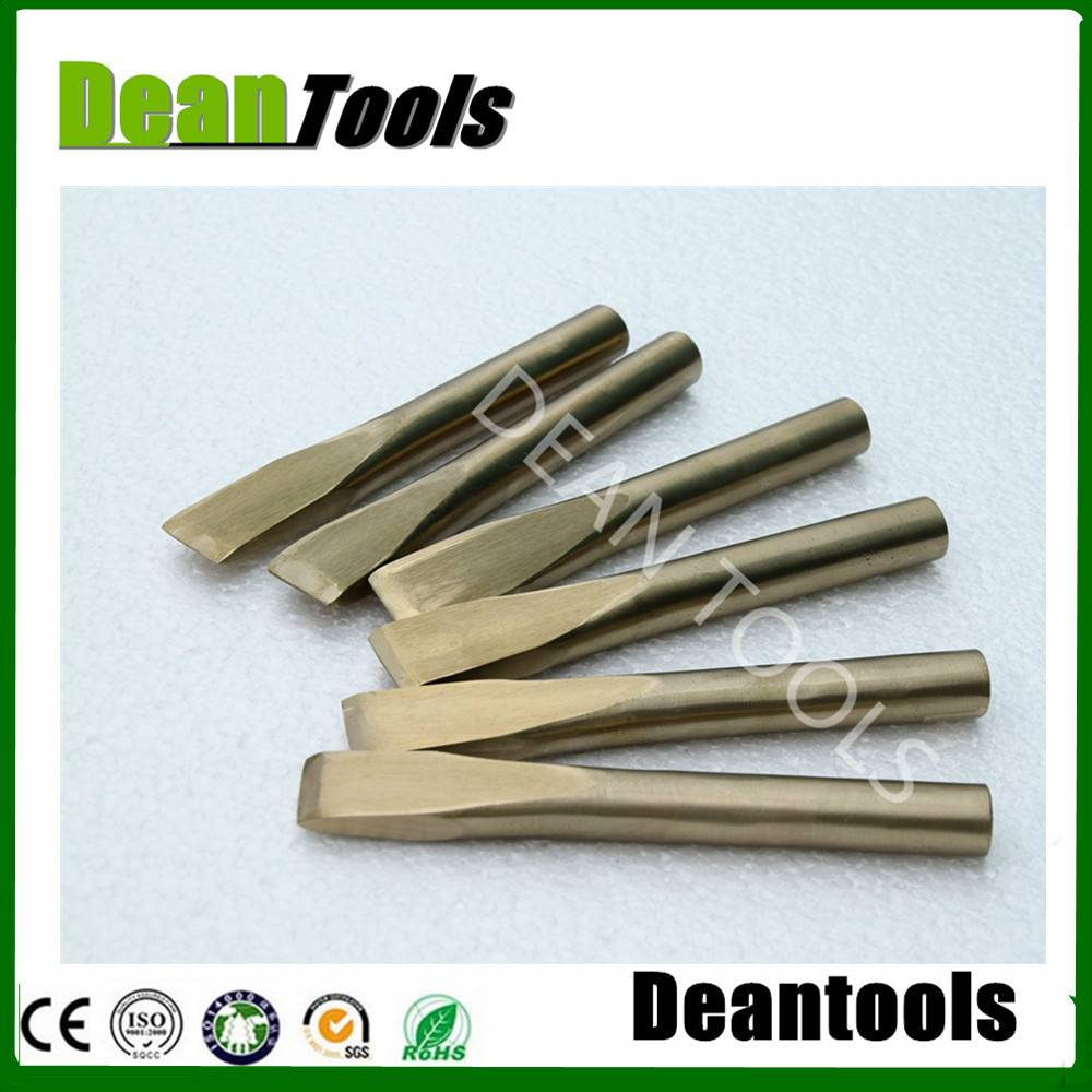 FLAT CHISEL , NON SPARK TOOLS , SAFETY HAND NATURE COLOR
