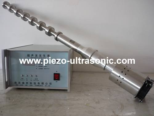 Ultrasonic Tubular Transducers