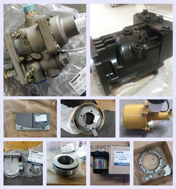 SHANTUI road roller parts