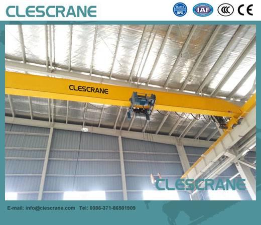 CHS Series 20 ton single girder overhead crane US $1000-10000 / Set ( FOB Price)