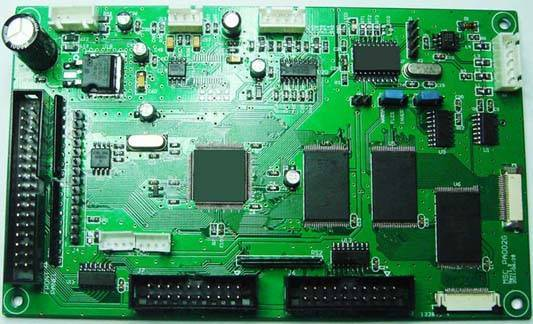 Mainboard for electronic piano