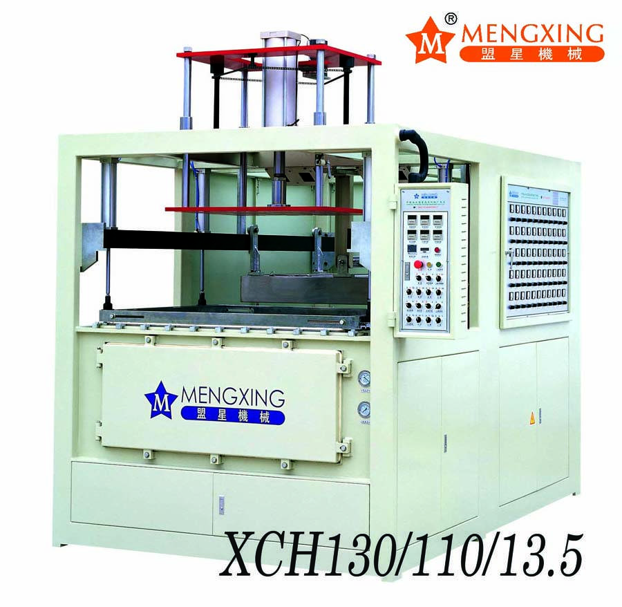 Thickness Suction-Forming Machine