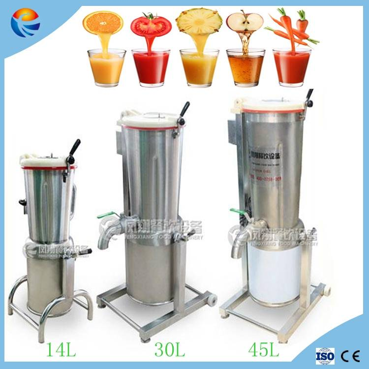 Industrial Vegetable and Fruit Juice Making Machine