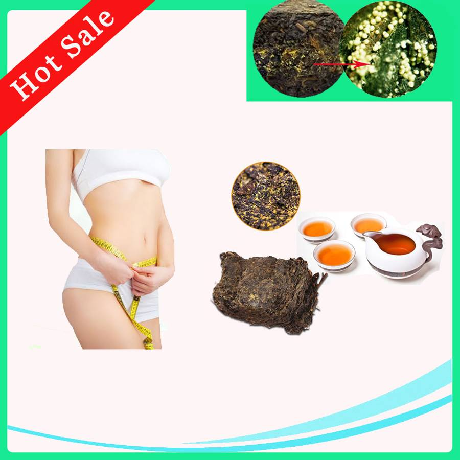 Chinese Best Slimming Tea Brands Anhua Dark Tea