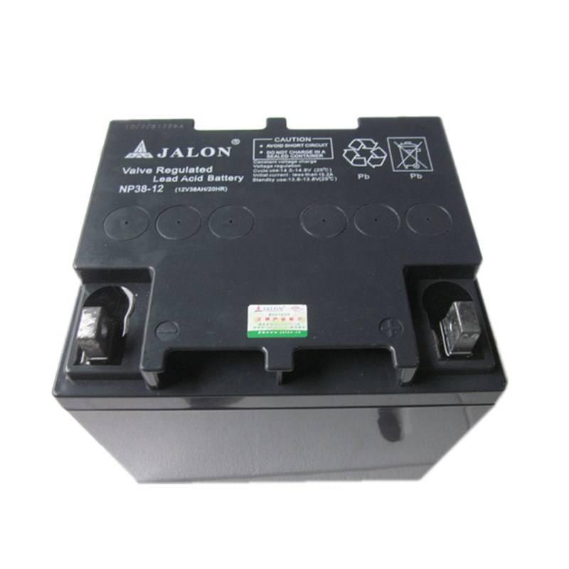 12V38AH lead acid battery