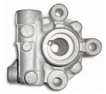 customized aluminum stamping part