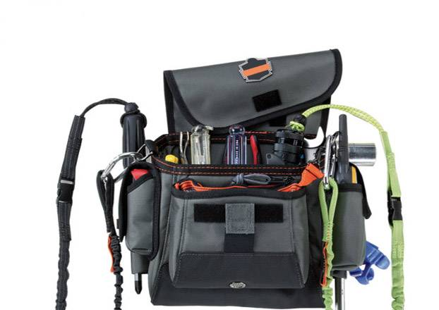 RT nylon duffel bag -1 tool pouch
