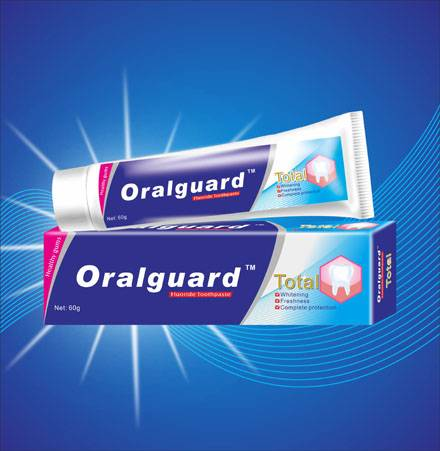 Oralguard Total protection toothpaste