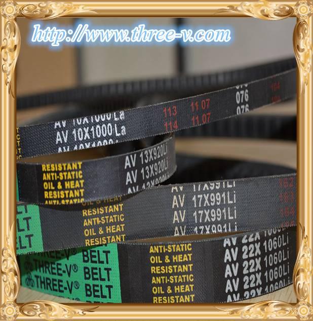 Flat or Cogged V Belt for Compressor