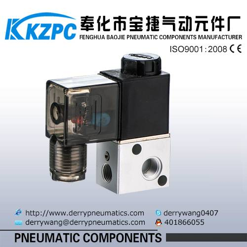 3v1-06 solenoid valve air pneumatic solenoid valve pneumatic air valve