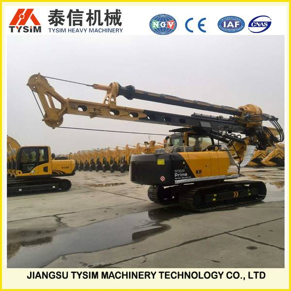 Hot selling!Rotary drilling rig KR80A for building construction