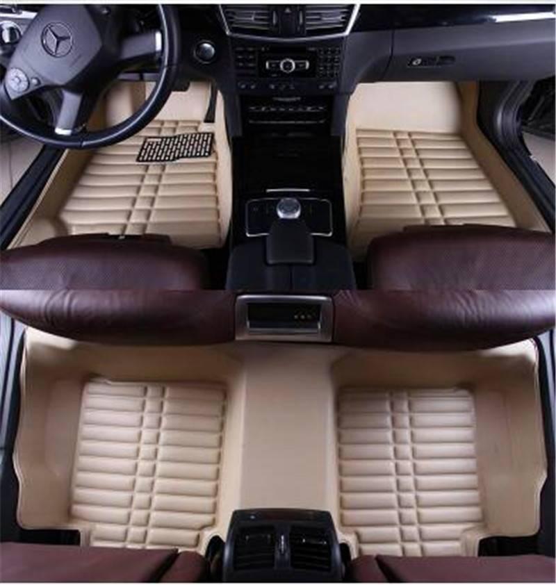 5D car foot mat