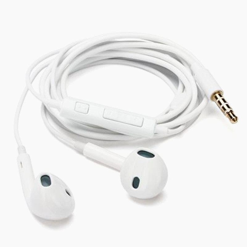 Pisen Hifi Stereo Wired in-Ear Earphone With Mic for Samsung