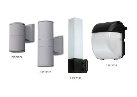 LED landscape for exterior design and lighting