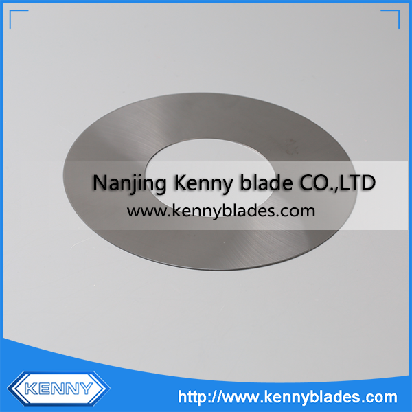 Factory Direct Sale Industrial Use Circular Round Slitting Blade