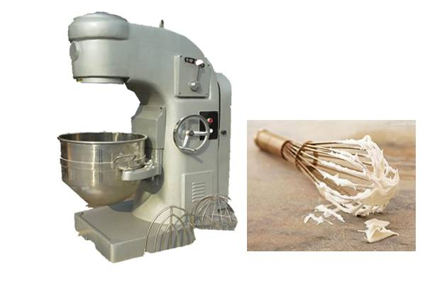 Blending Machine for Cream