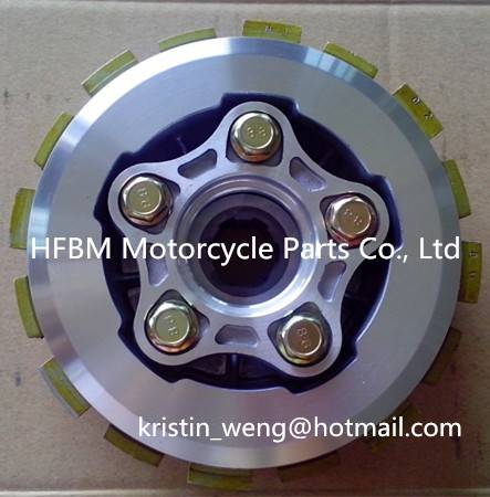 Motorcycle transmission Parts CG125-5 Clutch honda125cc parts