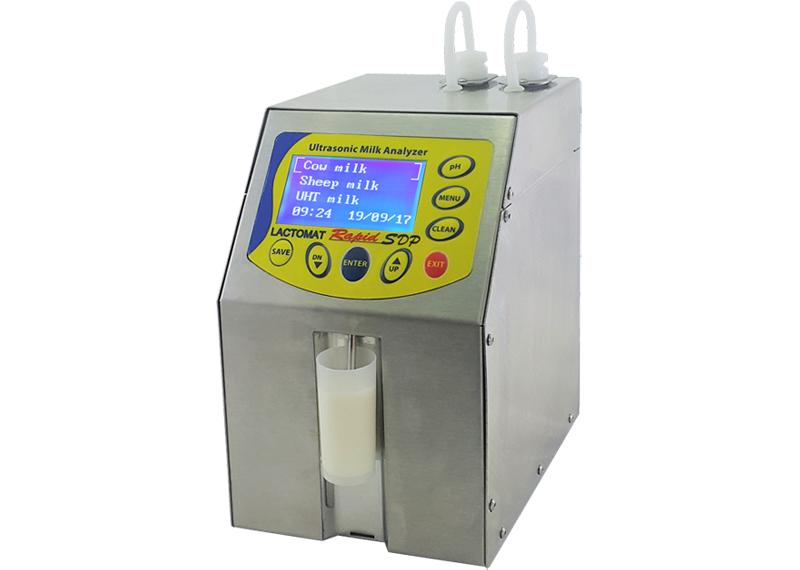 LACTOMAT RAPID S DP milk analyzer