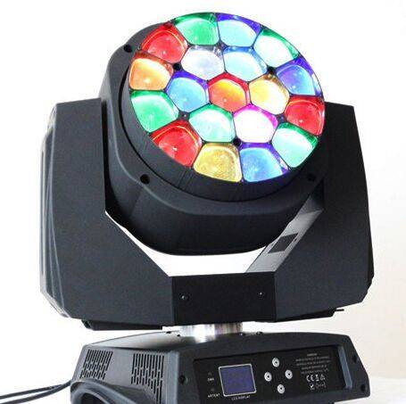 Hawk Eye(b eye) zoom LED moving head light