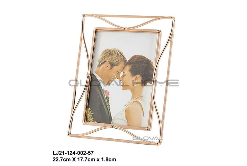glass material Picture Frame