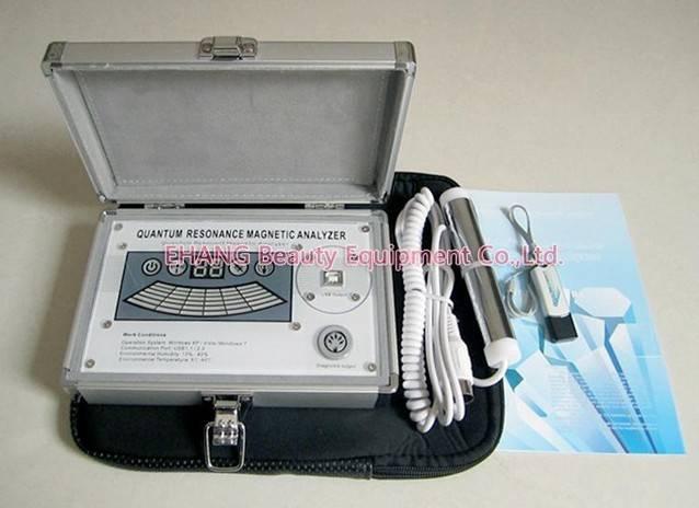 NEW Mini Quantum Magnetic Resonance Health Diagnosis Analyzer & English software 28 Reports LZ-011