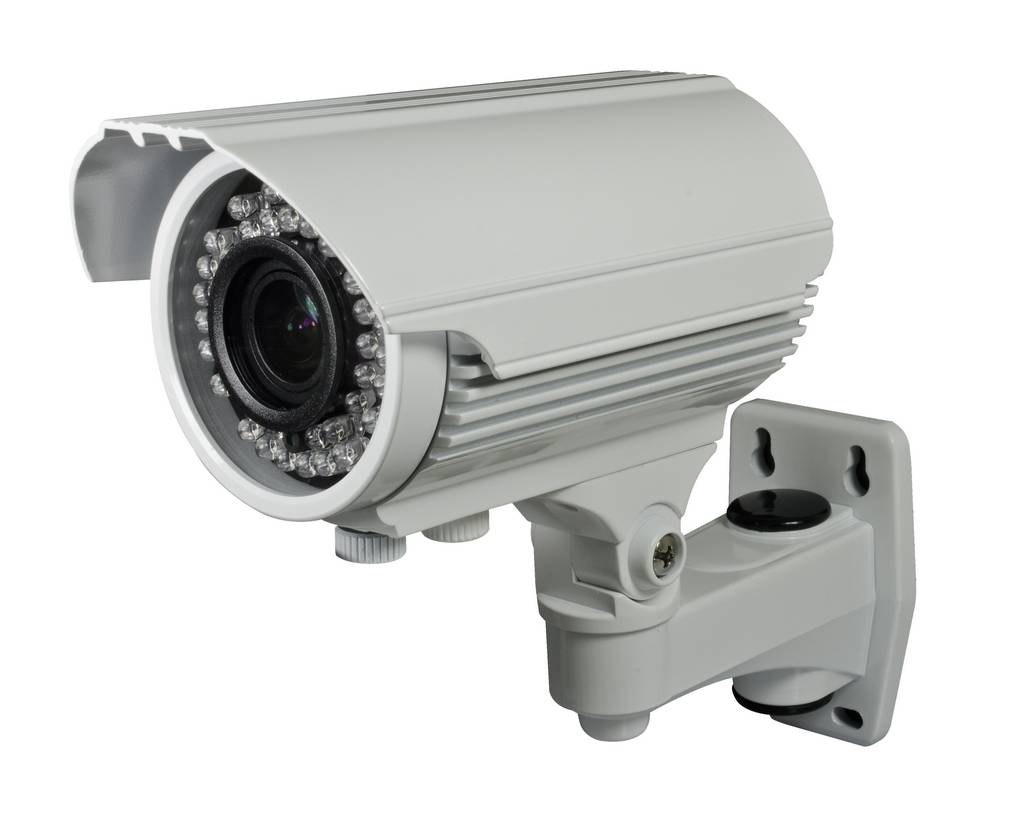"1/3""sony ICX811AK/810AK CCD/Effio-e/700TVL bullet camera with 2.8-12mm, Weatherproof Indoor/ Outdoor"