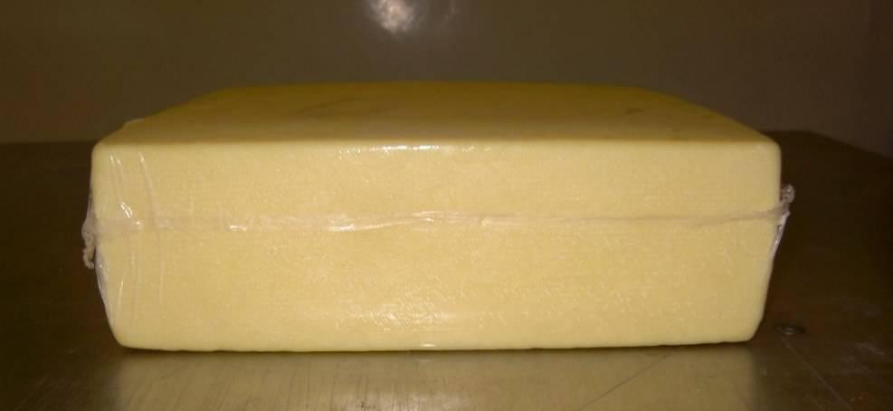 Butter 25 kg Block