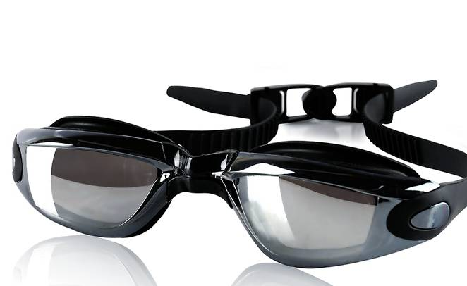 Swimming Glasses, Sports Glasses, Waterproof, Waterproof Fog