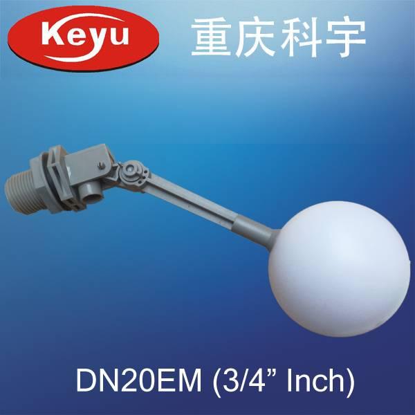 Keyu DN20EM Floating Ball Valve
