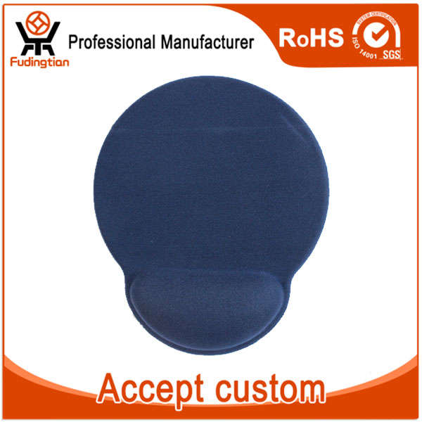 Custom Eco-friendly Silica Gel Wrist Rest Mouse Pad