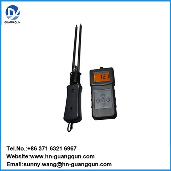 With more 12 years experience for MS-W Sawdust Moisture Meter for sawdust,paillasse,bamboo powder