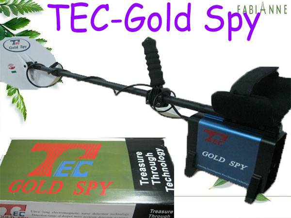 HOT!!! Underground Gold Metal Detector Gold Finder TEC-Gold Spy